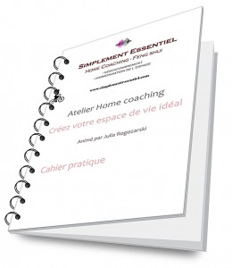 Cahier pratique Home coaching
