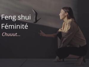 La féminité vue par mes clientes…Un pur régal Feng shui