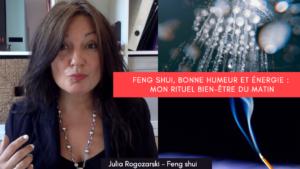 Feng shui : mon rituel bien-être pour kiffer le matin